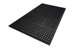 Anti-slip mats for working stations