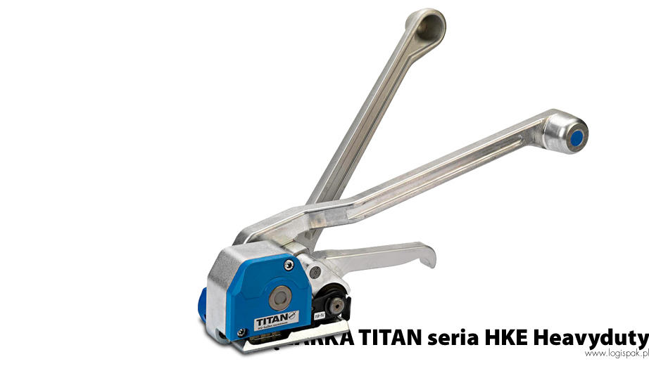 TITAN HKE Heavyduty strapping machine